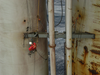 NDT & Rope Access
